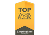 top work places award