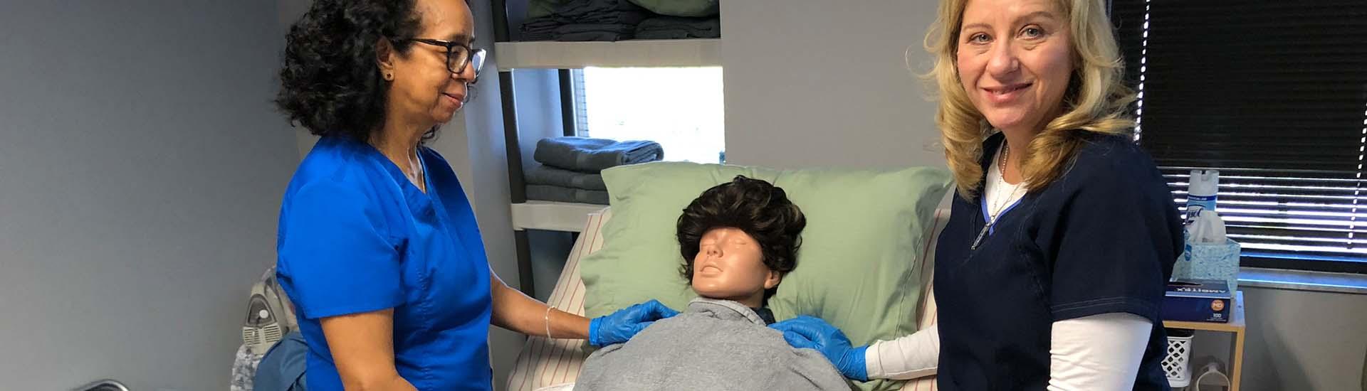 Bayshore Home Health Aide Training Lab